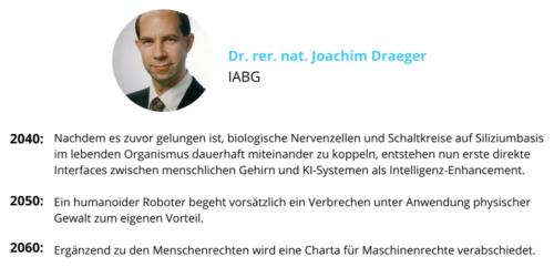 Dr. rer. nat. Joachim Draeger(3)