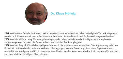 Klaus Hörnig
